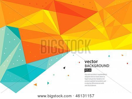 Abstract background vector EPS10