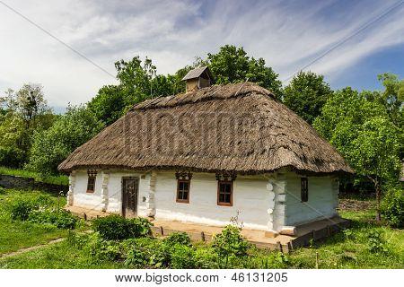 Ukrainian Old Farmhouse