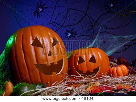 Jacks-o-lanterns
