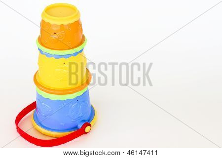 Stacking Cup Game