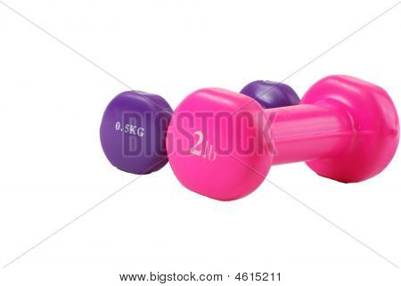 Free Hand Weights Dumbbells