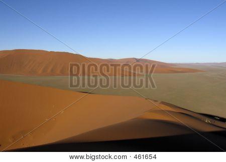 Namibia Desertfloor Wide