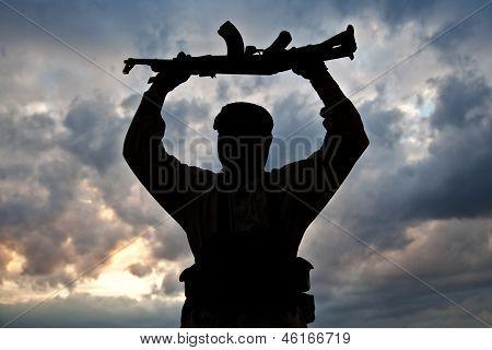 muslim militant