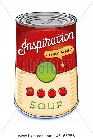 Can Of Condensed Tomato Soup Inspiration