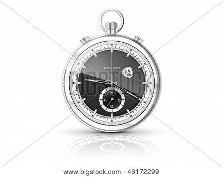 Chrome Chronometer