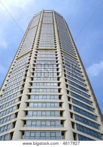 Komtar - Tallest Buidling In Penang (malaysia)