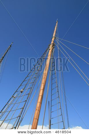 Masts And Ropes
