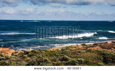 Beach Near Canal Rocks Yallingup, Western Australia