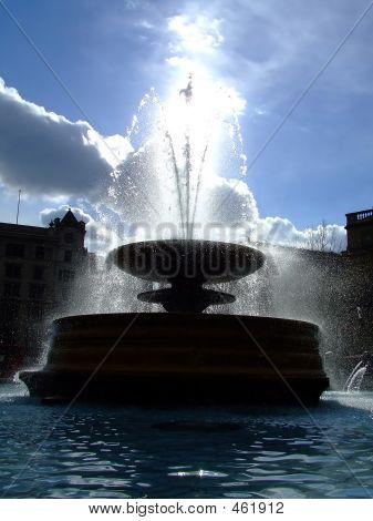 London Fountain