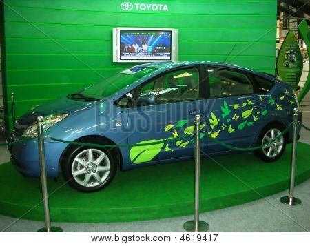 Toyota Prius Car