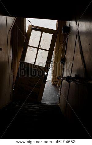 Door Falling off Hinges