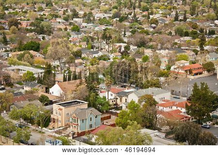 Neighborhood Aerial View