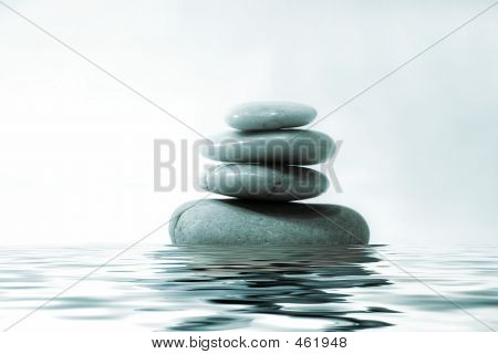 Rocks On Water