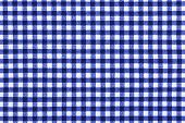picture of blue white  - Square pattern on cloth abstract textile background - JPG