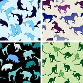 Animal Patterns poster