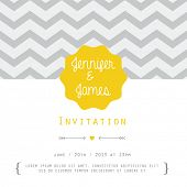 pic of invitation  - Vintage card - JPG