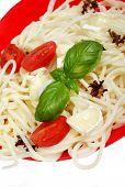 Delicious Spaghetti poster