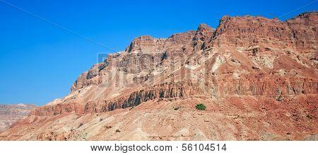 Desert Landscape (biblical Scene)