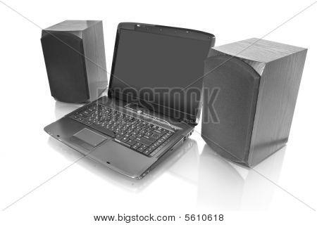 Computer zu Hause