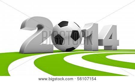 Soccer Wm 2014