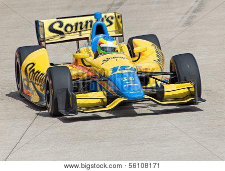Chevrolet Indy Dual I, Detroit, MI