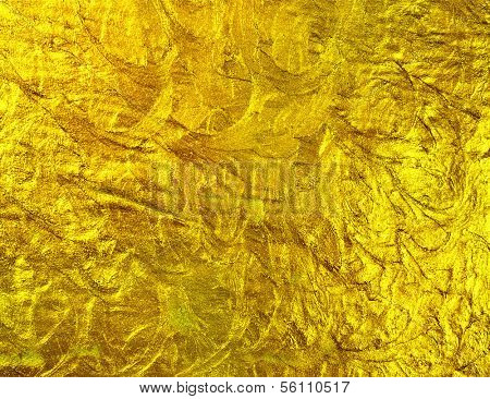 Luxury golden texture.Hi res background.