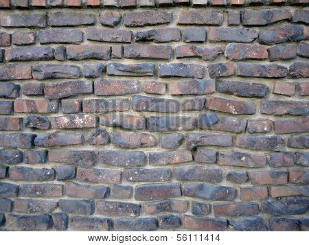 Brick And Cement Wall