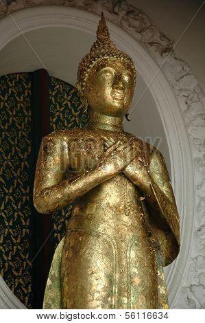 Contemplation Buddha