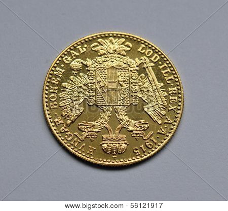 coin - gold ducat