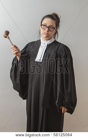 Indecisive Lawyer