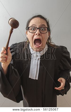 Crazy Lawyer