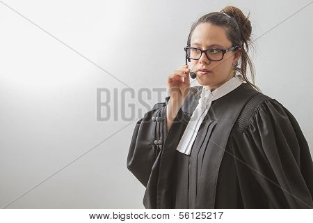 Judiciary Help On The Phone