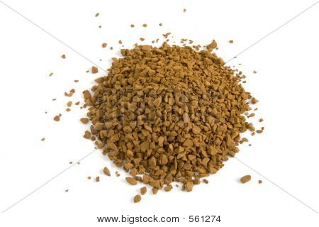 Instant Coffee Granules