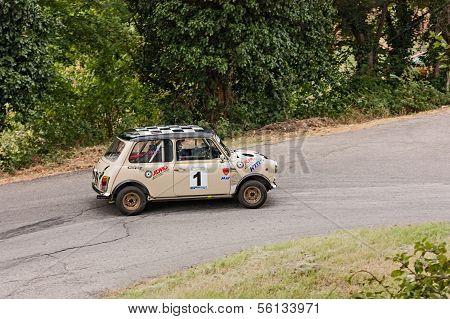 Racing Car Mini Cooper Mk Iii