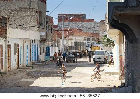 Kairouan Street