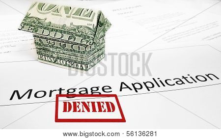 Denied Mortgage App