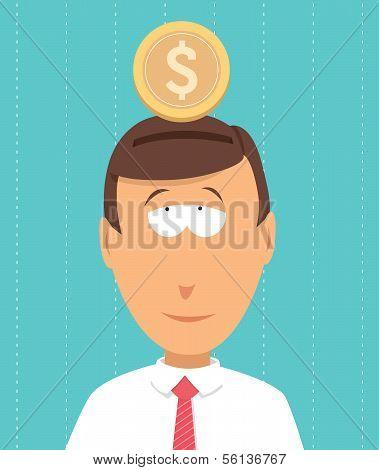 Saving Money or Budget Watching