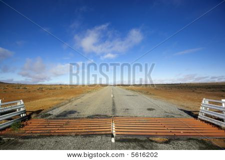 Outback Cattle Grid