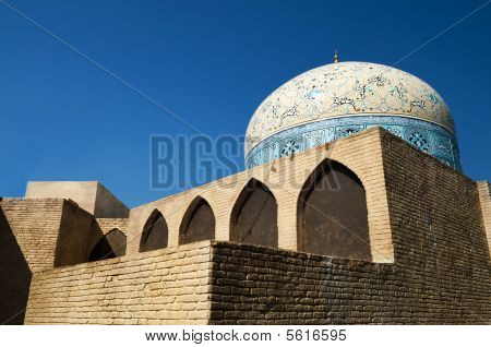 Sheikh Lotf Allah Mosque.