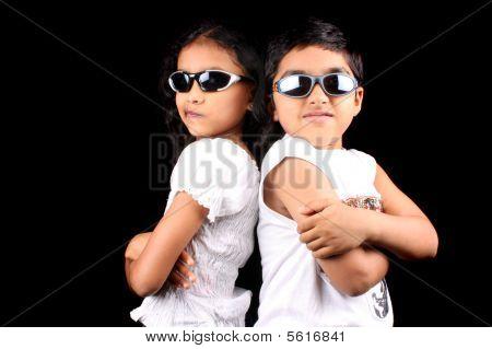 Boy & Girl Fight