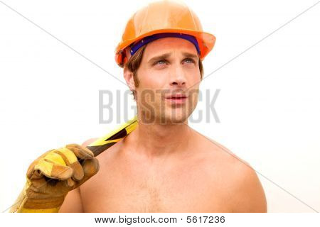 Construction Worker Hunk