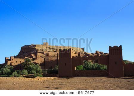 Moroccan Casbah