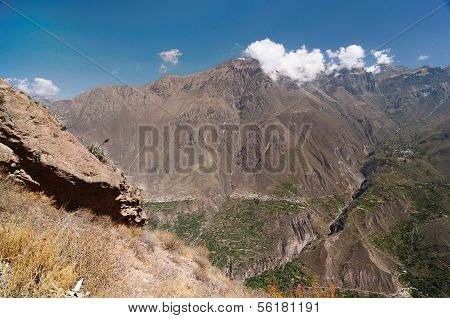 Colca Valley, Peru