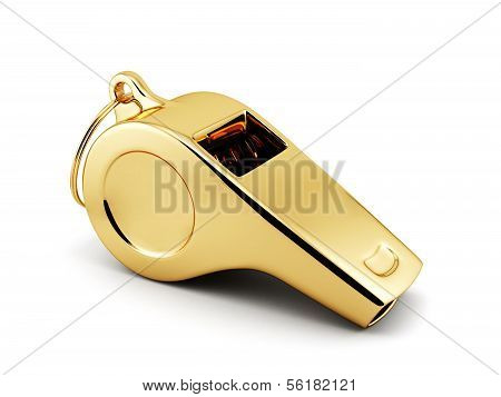 Golden Whistle