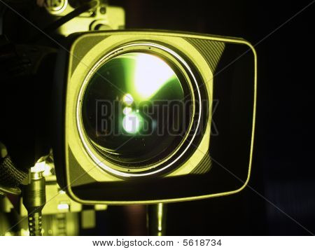 Optical Lens Of Camcorder