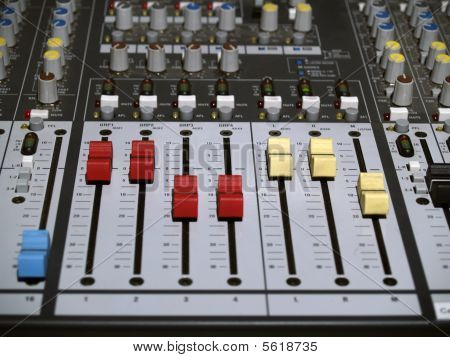 Mix Console
