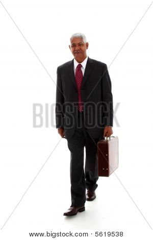 Minority Businessman