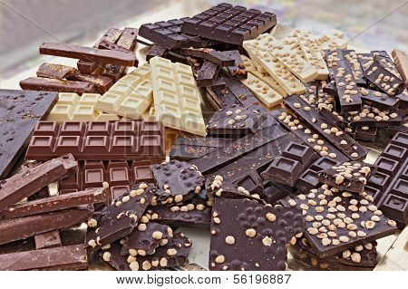 Assorted Chocolate Bars