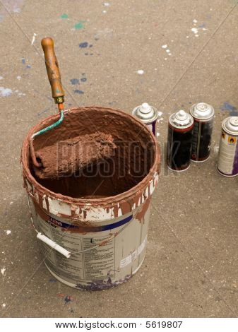 Graffiti Equipment