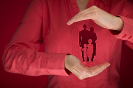 image of life-support  - Family life insurance family services protecting family family policy and supporting families concepts - JPG